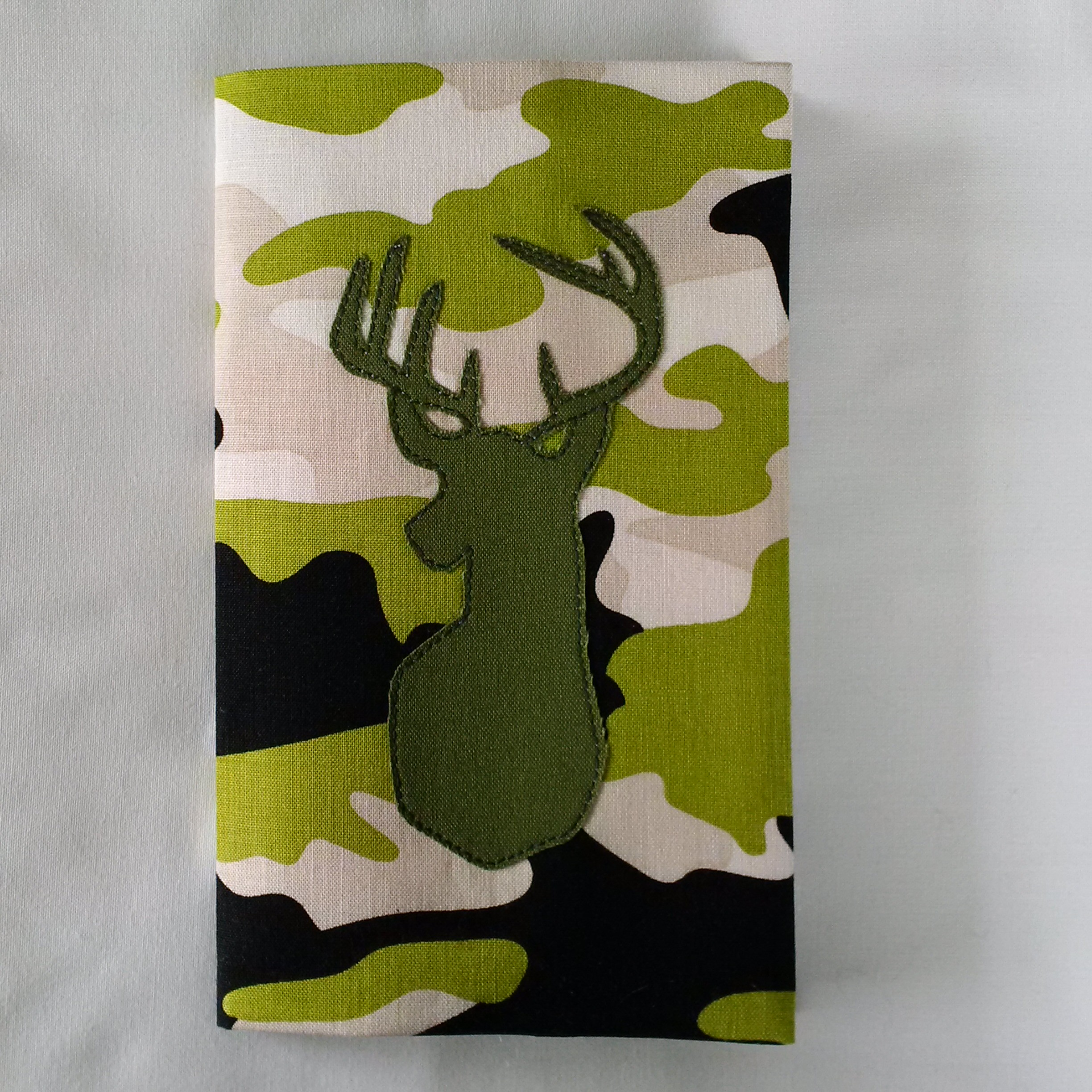 Notebook stag camo