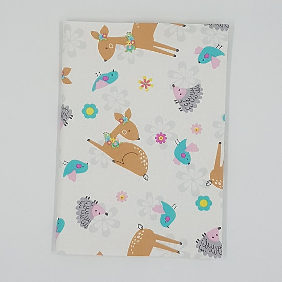 Plunket/Well Child Cover Fawn