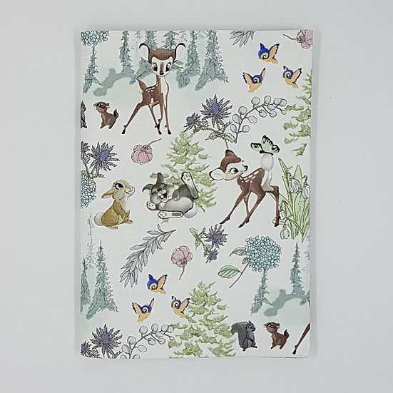 Plunket/Well Child Cover Bambi