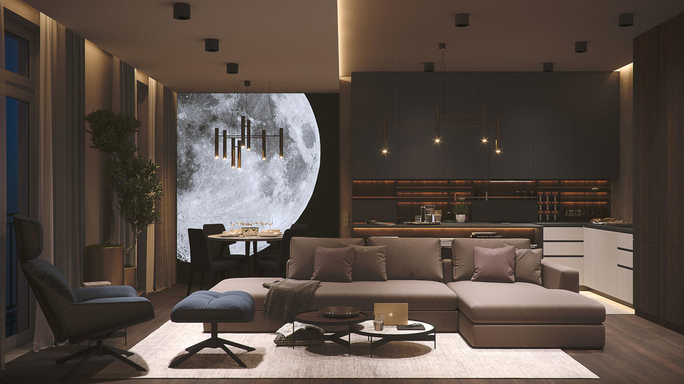 MOONLIGHT by MUSA Studio