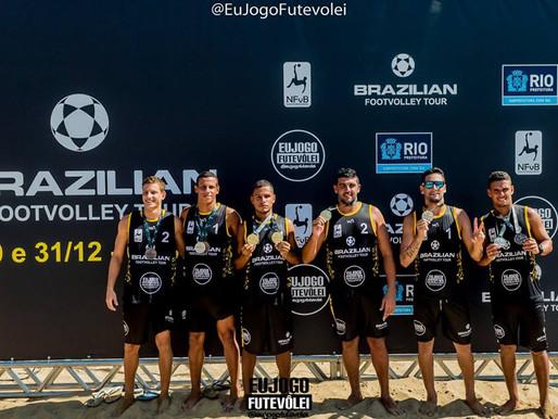 Brazilian Footvolley Tour - Etapa Final