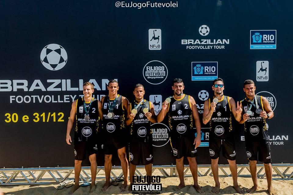 Brazilian Footvolley Tour