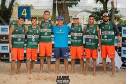 Brazilian Footvolley Tour - RSC