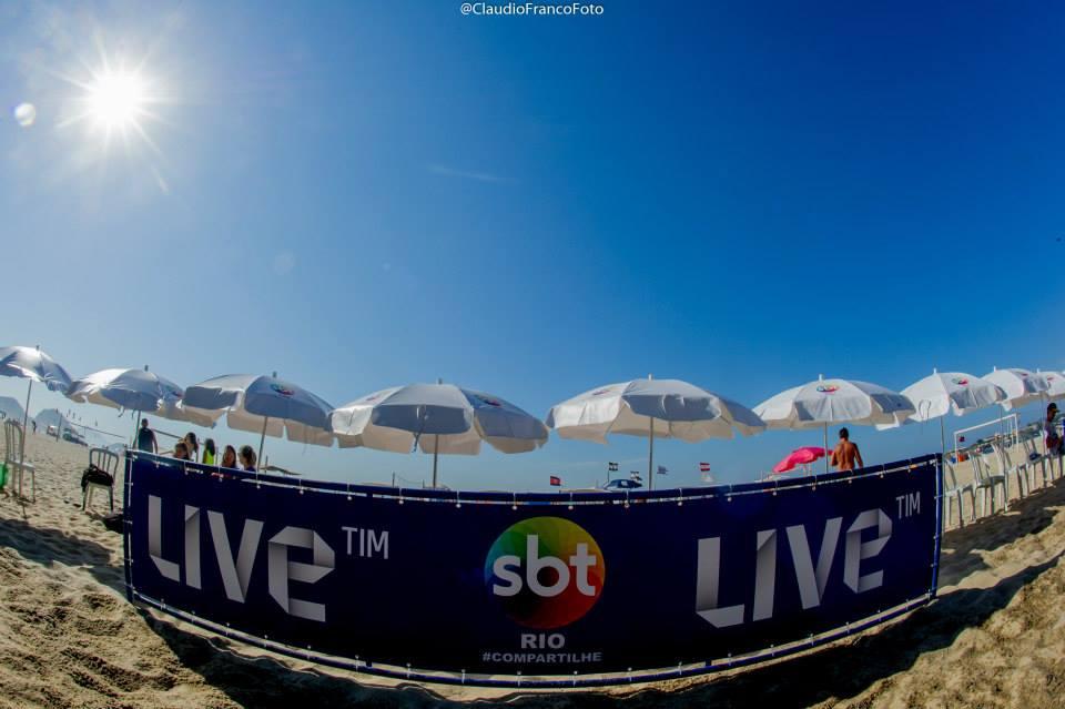 Circuito de Futevôlei SBT RIO