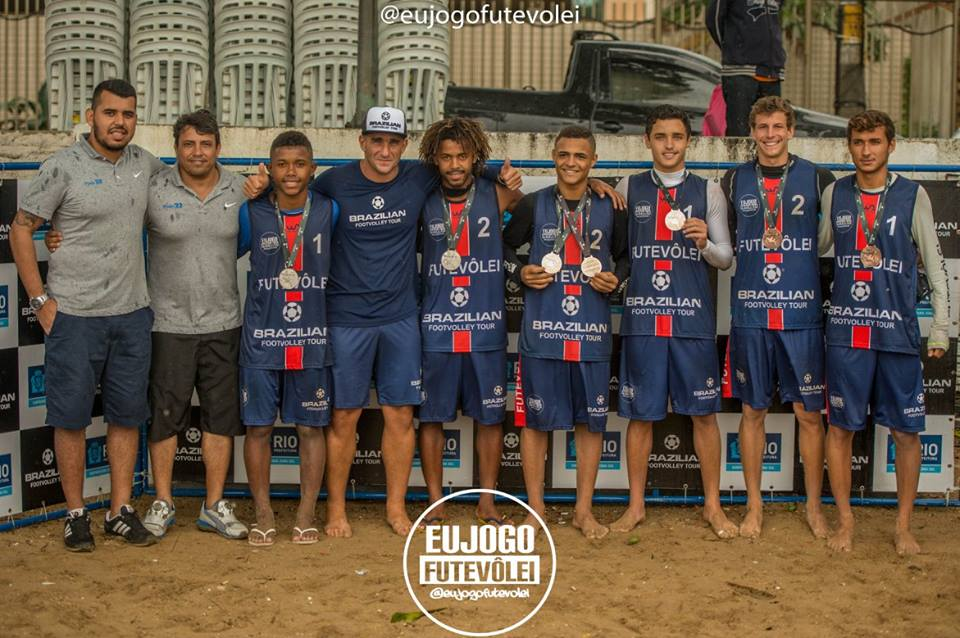 Brazilian Footvolley Tour - Ilha