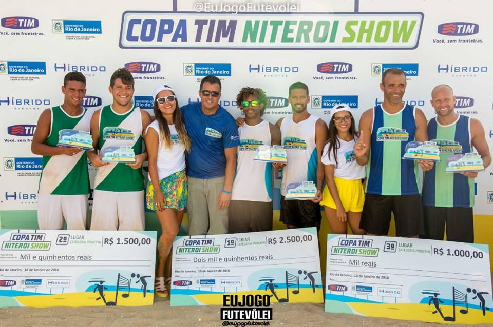 Copa Tim Niteroi Show - Aberto