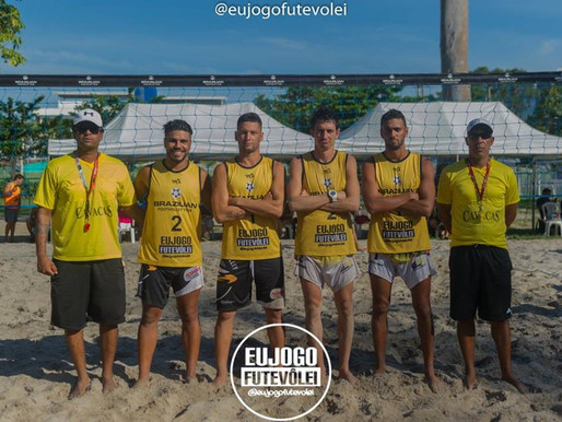 Brazilian Footvolley Tour - 1ª Etapa - Recreio