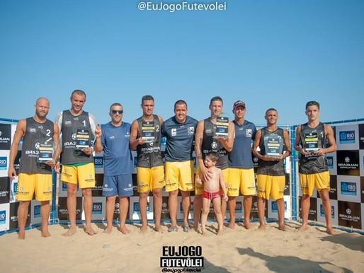 Brazillian Footvolley Tour