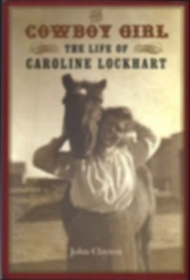 The Cowboy Girl book cover