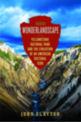 Wonderlandscape book cover