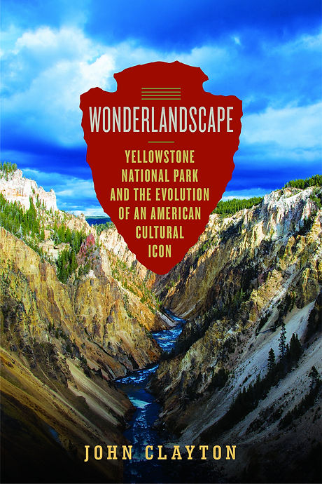 Wonderlandscape book cover