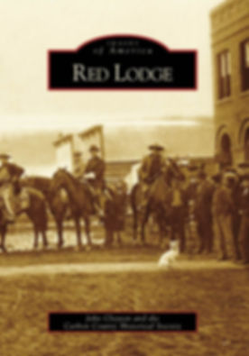 Images of America: Red Lodge book cover