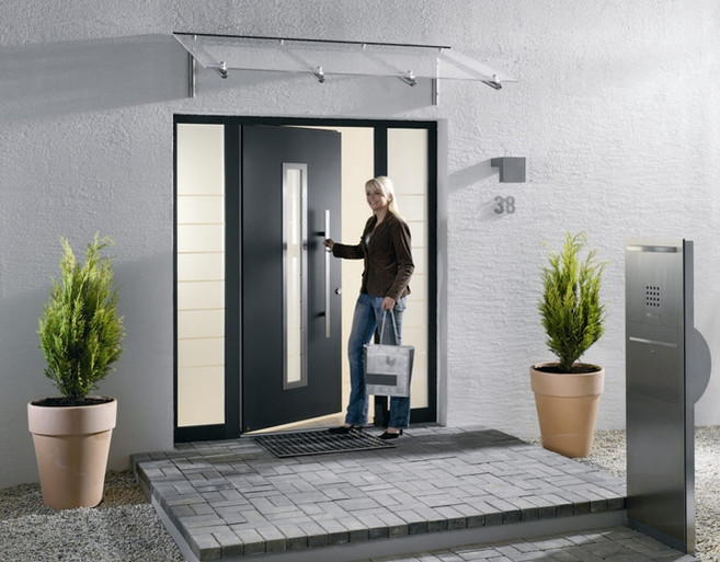 Входная дверь Hormann
