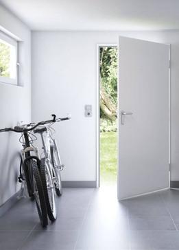 Многофункциональные двери