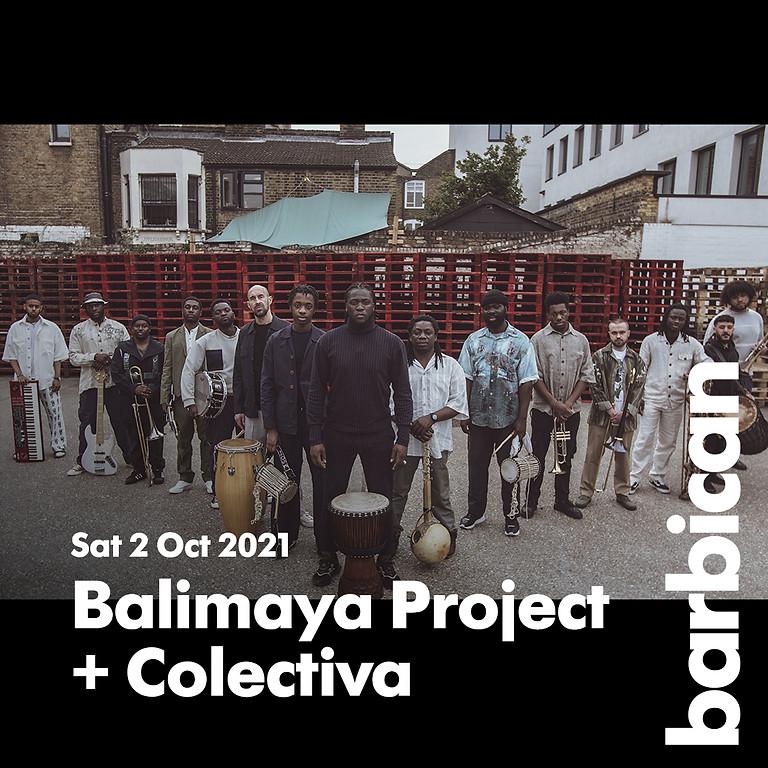 Balimaya Project + Colectiva at the Barbican