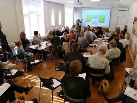 Gå-hjem-møder om den nye persondataforordning