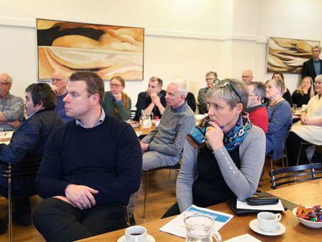 Tredje gå-hjem-møde om digital kommunikation