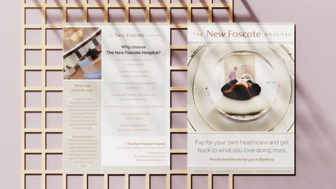Foscote Leaflet