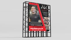 Atef Kabari Fitness