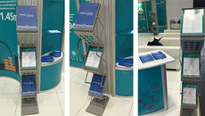 NHS Exhibition Stand