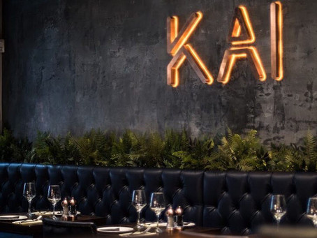 KAI Mezze Restaurant and Bar Manchester City Centre