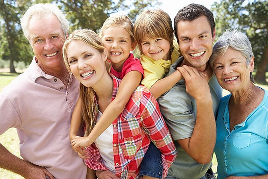 healthy family generations