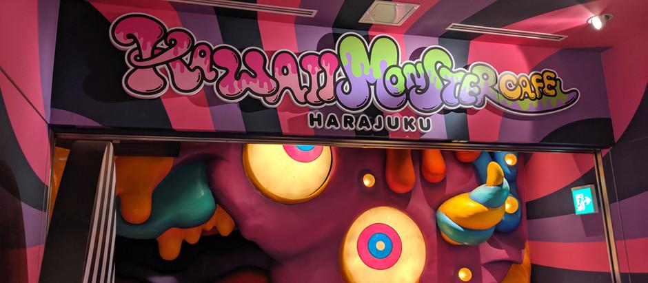 Tokyo Adventures: Monster Cafe, Pokemon Center, Owl Cafe, Cat Cafe