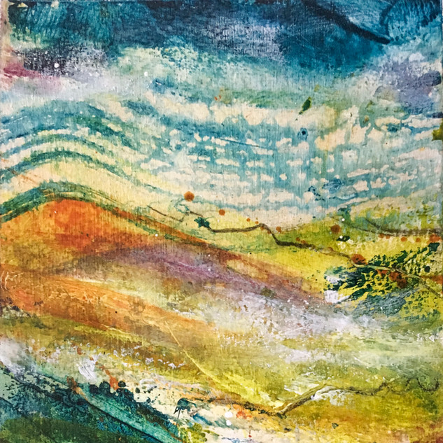 05  sand sea sky series