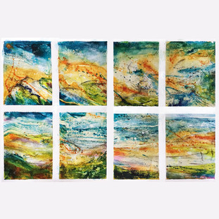 abstract landscape series sand_sea_sky.j