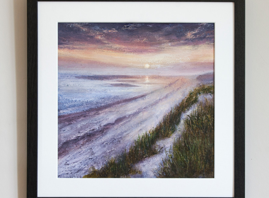 Pink Sunrise, North Norfolk.jpg