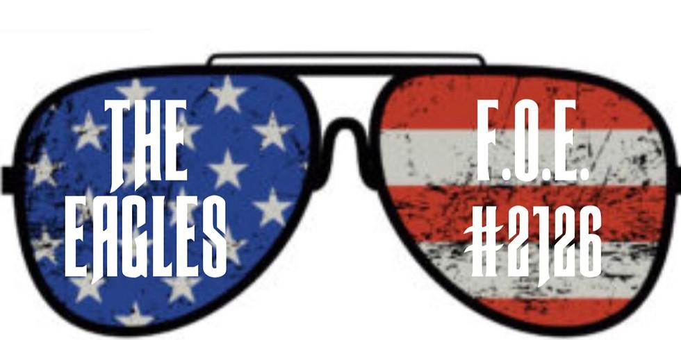 The Dalles Eagles  F.O.E #2126