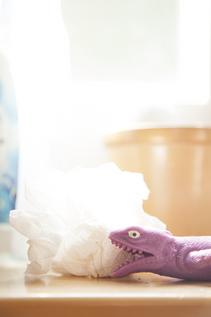Kui krokodill hakkab paberit sööma, on õige aeg pesu tuppa tuua