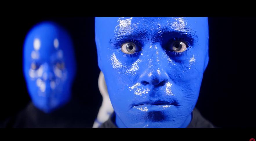 Color Grading schmelzle-color Blue Man GColor Grading | Farbkorrektur | Julian Schmelzle | schmelzle-color.de | Blueman Group + Flying Steps