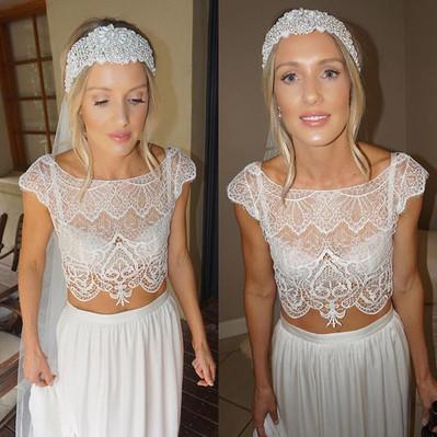 Yesterdays bride ✨my beautiful friend Ju
