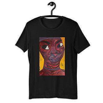 """Brasilena"" Short-Sleeve Unisex T-Shirt"