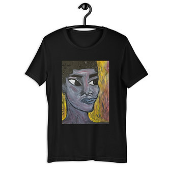 """""""Watching The Fire"""" Short-Sleeve Unisex T-Shirt"""