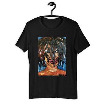 """""""Sara"""" Short-Sleeve Unisex T-Shirt"""