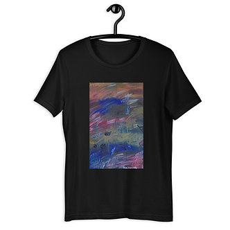 """Color Explosion"" Short-Sleeve Unisex T-Shirt"