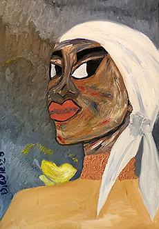 Geechee Woman