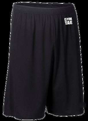 Pantalón corto en color negro