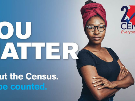CENSUS 2020: EVERYONE MATTERS