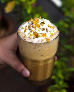 Roasted Nut Frappuccino