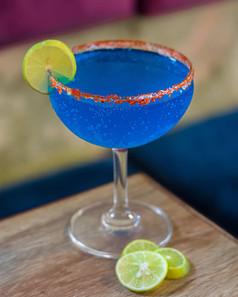 Teekha Blue Lagoon Margarita