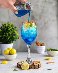 Citrus Blue Cooler