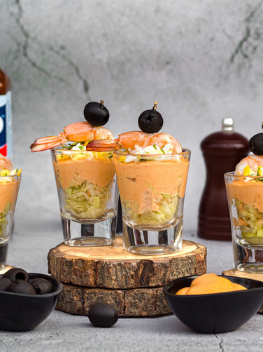 Prawns Cocktail
