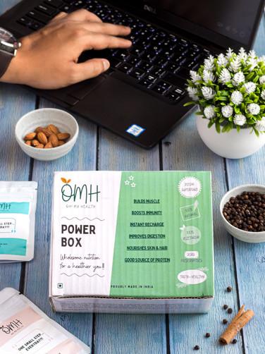 Sweet and Savoury Power Mix Box