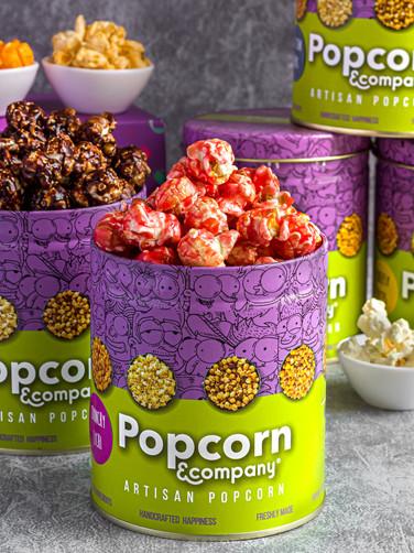 Litchi Popcorn