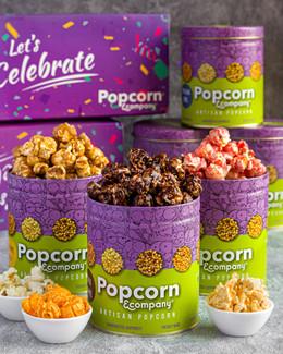 Flavoured Popcorns
