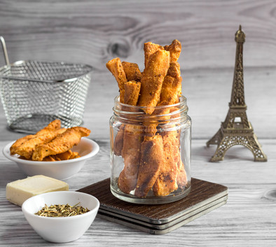 Cheese and Herbs Sticks