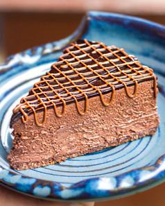 Ferrero Chocolate Cake